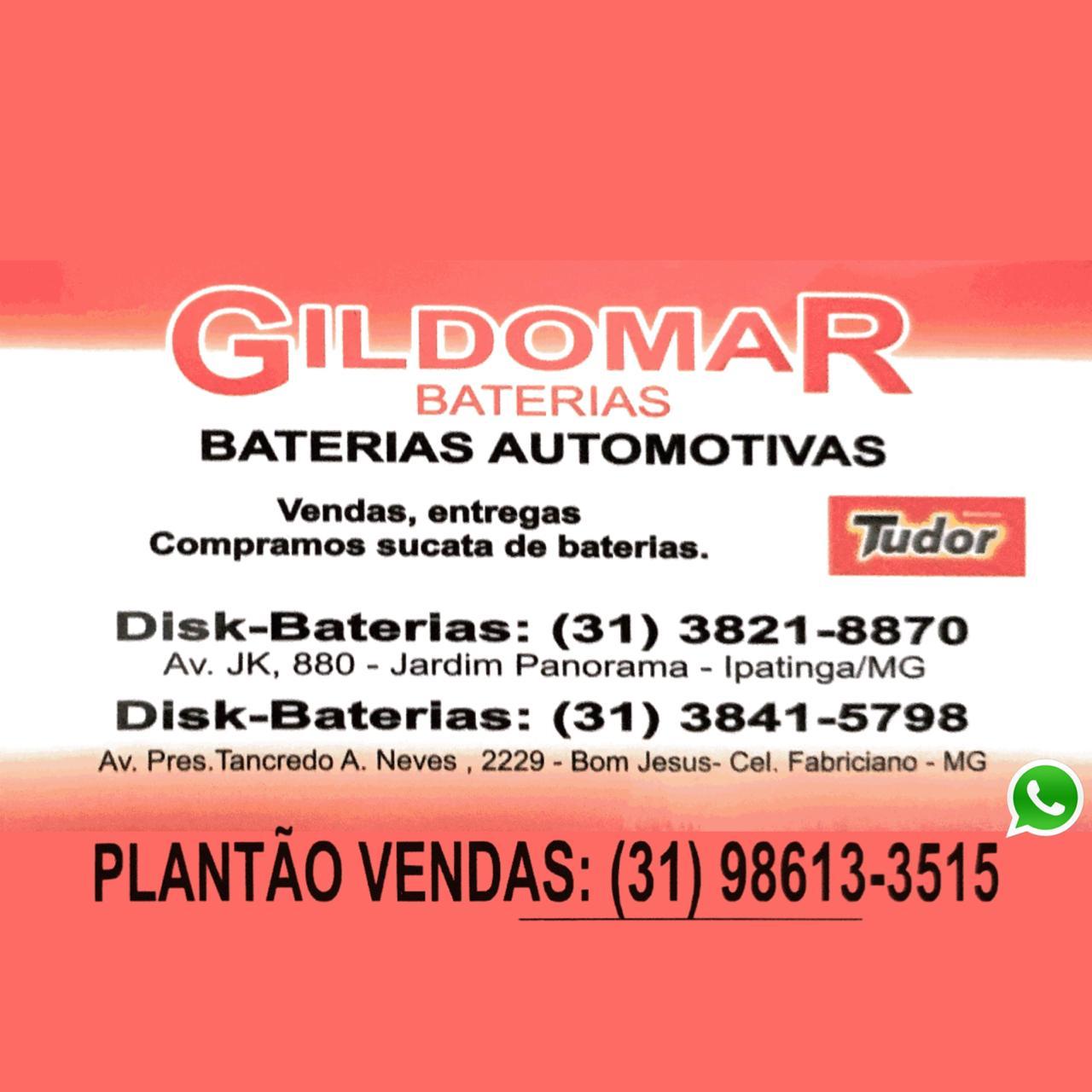Gildomar Baterias